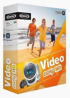 برنامج تصميم الفيديو download magix video easy hd
