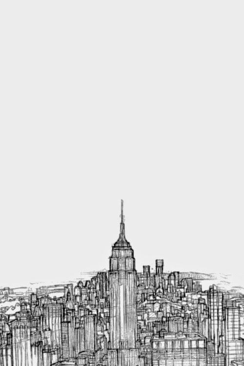 NY, babe.