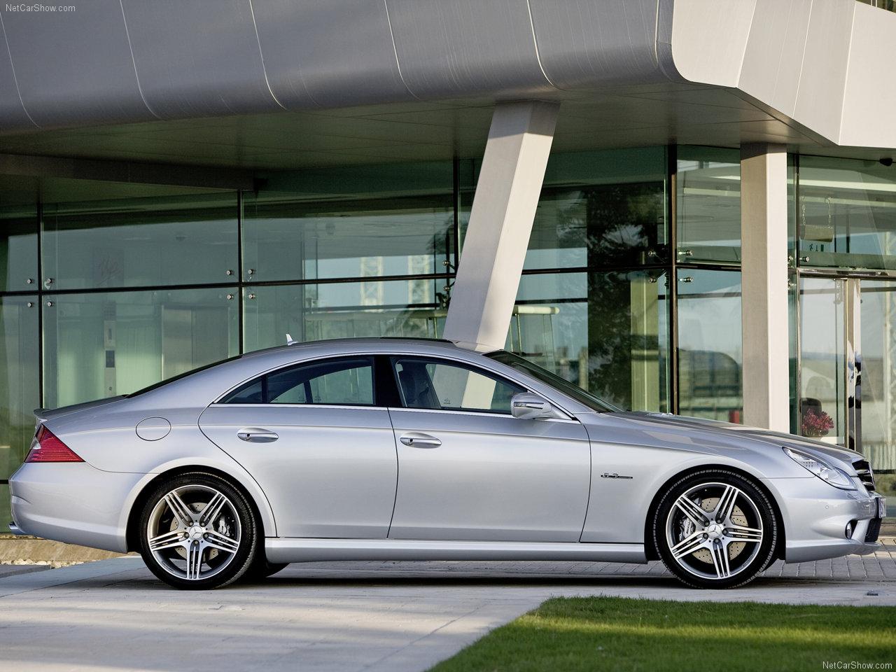2009 Mercedes Benz Cls 63 Amg Mercedes Benz Cars