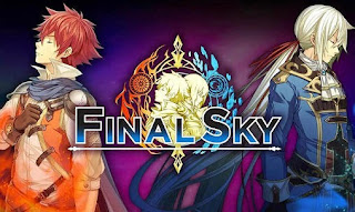 Screenshots of the Final sky for Android tablet, phone.