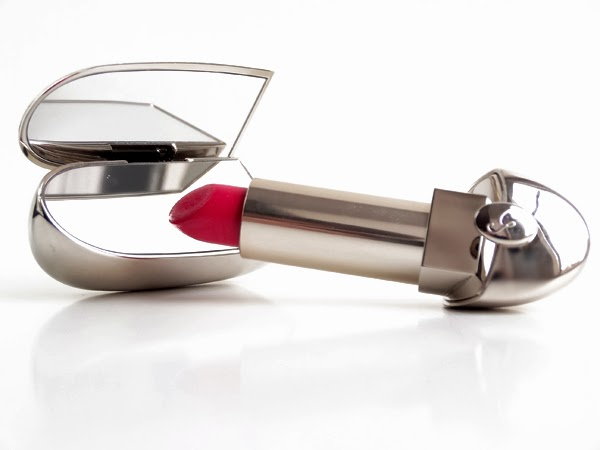 Beauty gibberish madame guerlain for Rouge a levre guerlain miroir