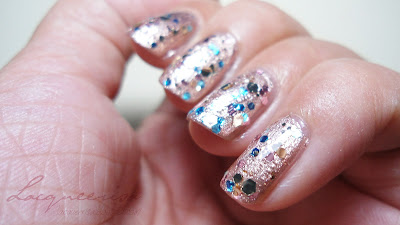 NOTD - All That Glitters