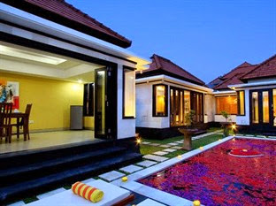 Hotel Murah tanah Lot - Alke Villas Spa & Restaurant