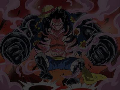 Teori Awakening Luffy