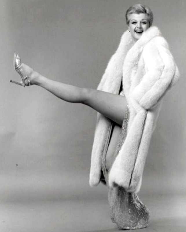 Big Valley Ford >> Love Those Classic Movies!!!: In Pictures: Angela Lansbury