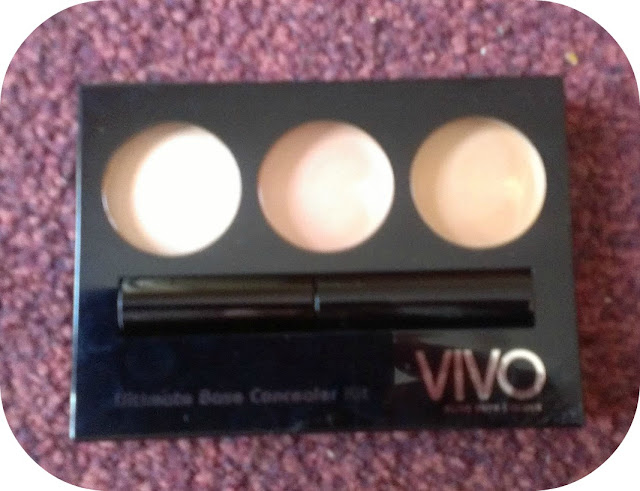 Vivo Cosmetics Ultimate Base Concealer Kit