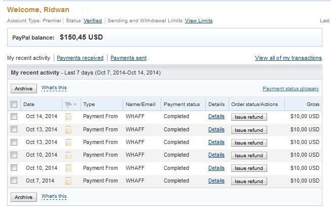 Rahasia Mendapatkan $10 Dollar/Hari Atau Lebih Dari Aplikasi Whaff
