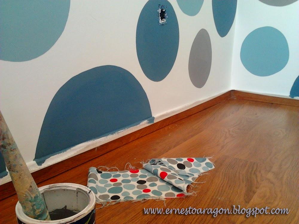 Ernesto arag n pintura para el hogar los cinco colores - Pinturas para el hogar ...