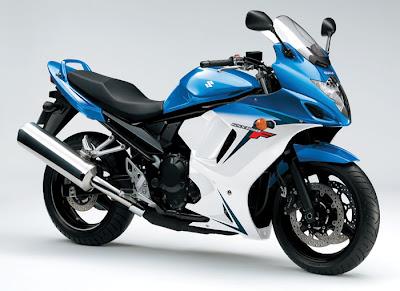 2012 Suzuki GSX650F ABS