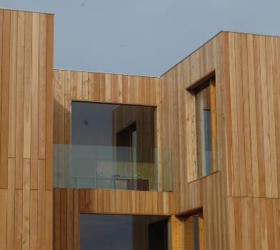 La madera en la arquitectura casas pasivas passivhaus - Casas de madera en espana ...