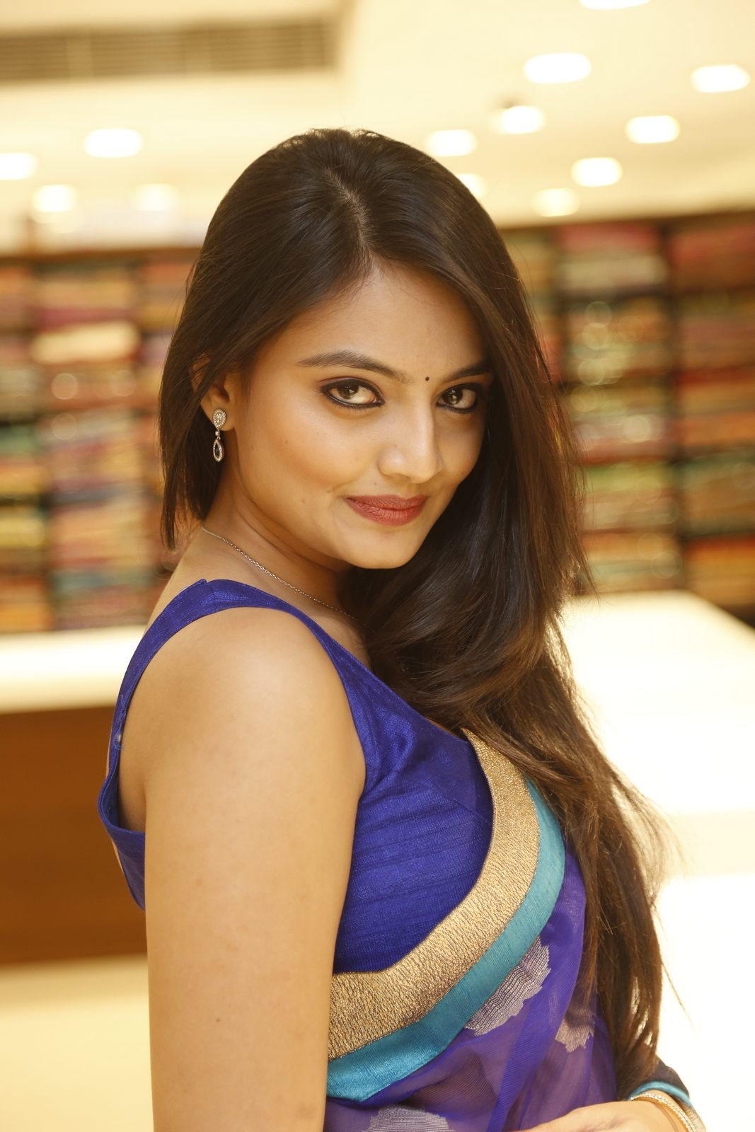 Nikita Narayan latest glam pics-HQ-Photo-7
