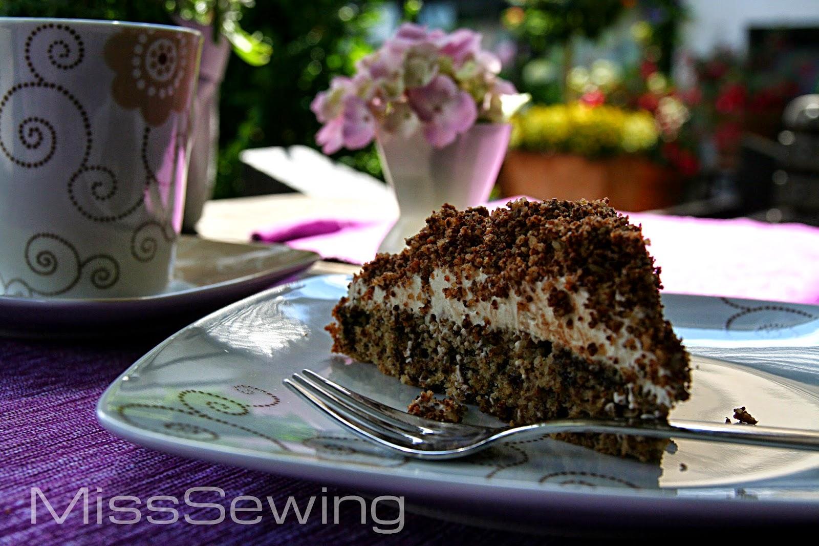 Der Geht Immer: Cappuccino Kuchen