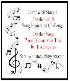 OCT 2018 Scrappy Friends Bonus Challenge