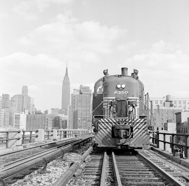 Higline New York, ferrovia sopraelevata