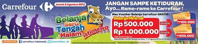 971562 544262322305535 1956055899 n Promo Carrefour Terbaru Midnight Sale, Jum'at tanggal 2 Agustus 2013