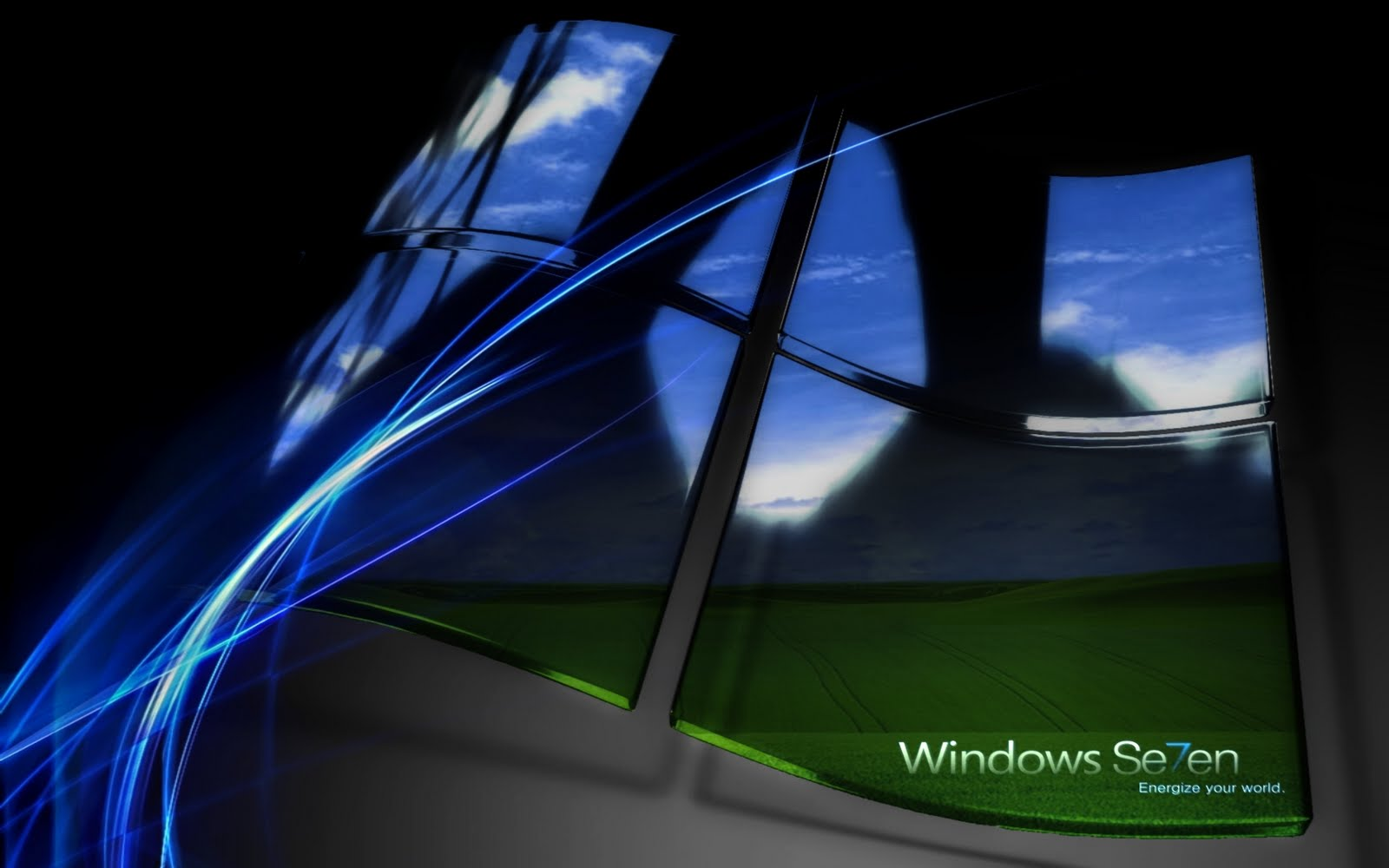 Window 7 HD Wallpaper: HD Wallpapers Of Windows 7