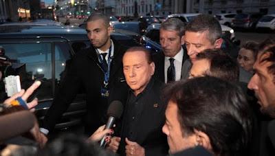 buongiornolink - Berlusconi 500 euro mancia disgustosa