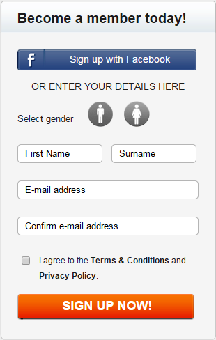 How to register to opinion world