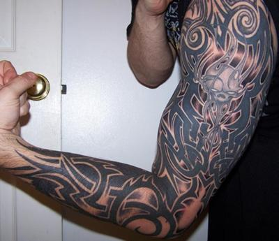 Arm Sleeve Tattoos for WomenMen