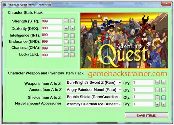adventure quest worlds hacks no download