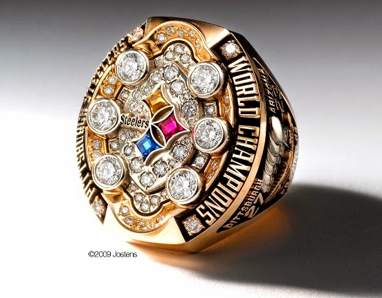 Steelers 6th Super Bowl Ring