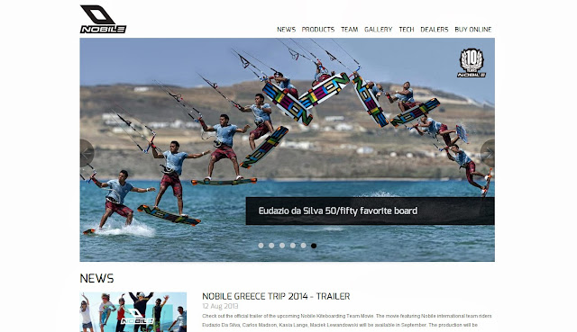 Nobiles 2014 New Website
