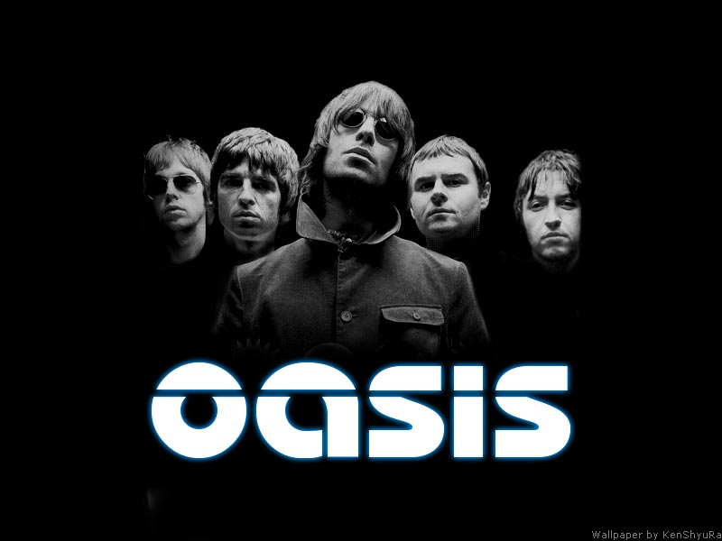 Oasis Fans Page Oasis Band Logo