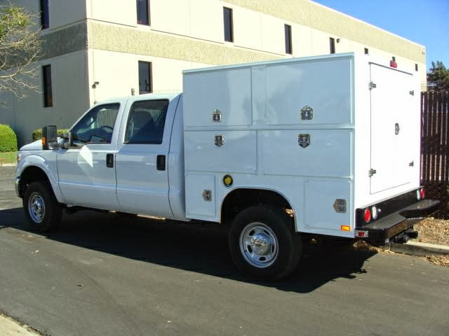 commercial truck success blog: harbor short bed custom service