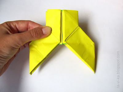 оригами штаны