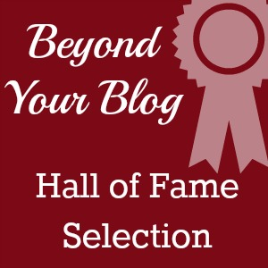 Beyond Your Blog Favorite Post of The Month Winner