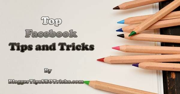 latest facebook tips and tricks