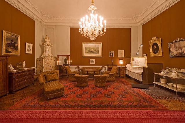 Di qua e di la castello di sch nbrunn e la sua storia for 4 piani di camera da letto