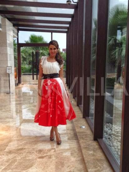 Neha Dhupia at a Colgate event gallery