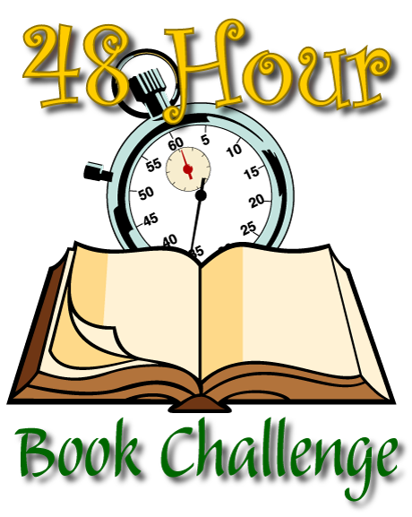 48 Hour Book Challenge Participant