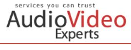 Audio Video Experts