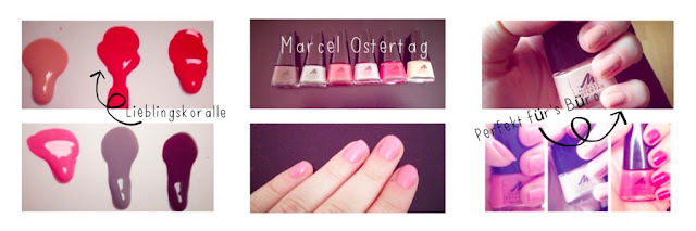 Marcel Ostertag Collection for Manhattan Cosmetics
