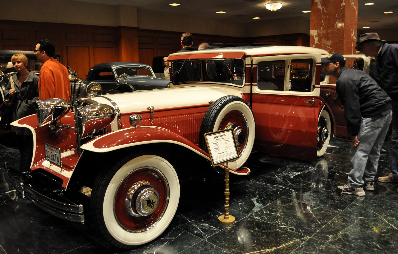 Just A Car Guy: Unusual, rare, and restored cars from the 1920's and