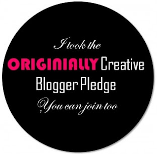 ORIGINALLY CREATIVE BLOG