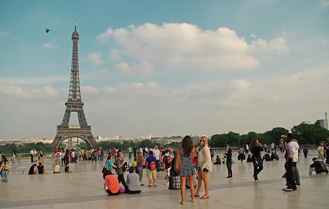 Turnul Eiffel Paris poze