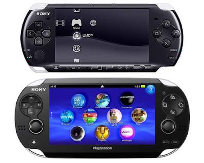 PSP vs Vita