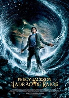 Percy Jackson e o Ladrão de Raios - Torrent BDRip (Percy Jackson & the Olympians: The Lightning Thief) (2010) Dual Áudio