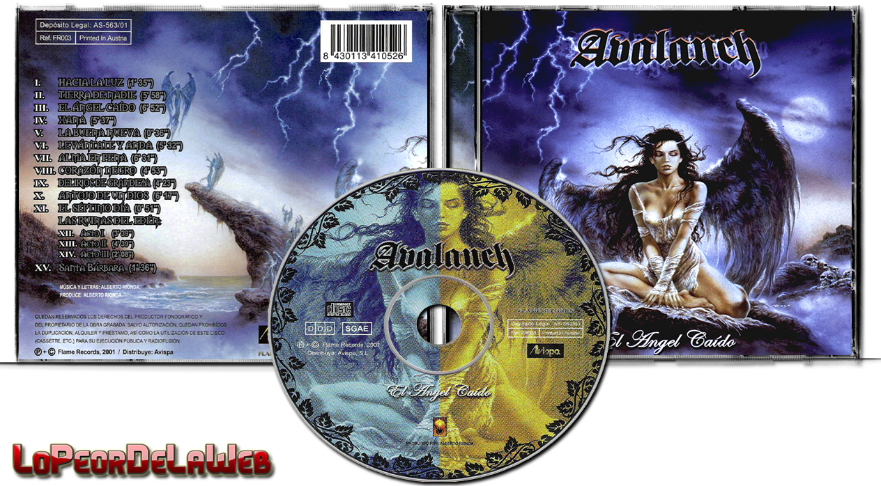 Avalanch l Power Metal l (1997-2001)
