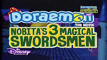 Doraemon The Movie Nobita's 3 Magical Swordsmen Full Movie In Hindi