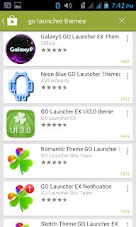 Go Launcher Ex Pic 5