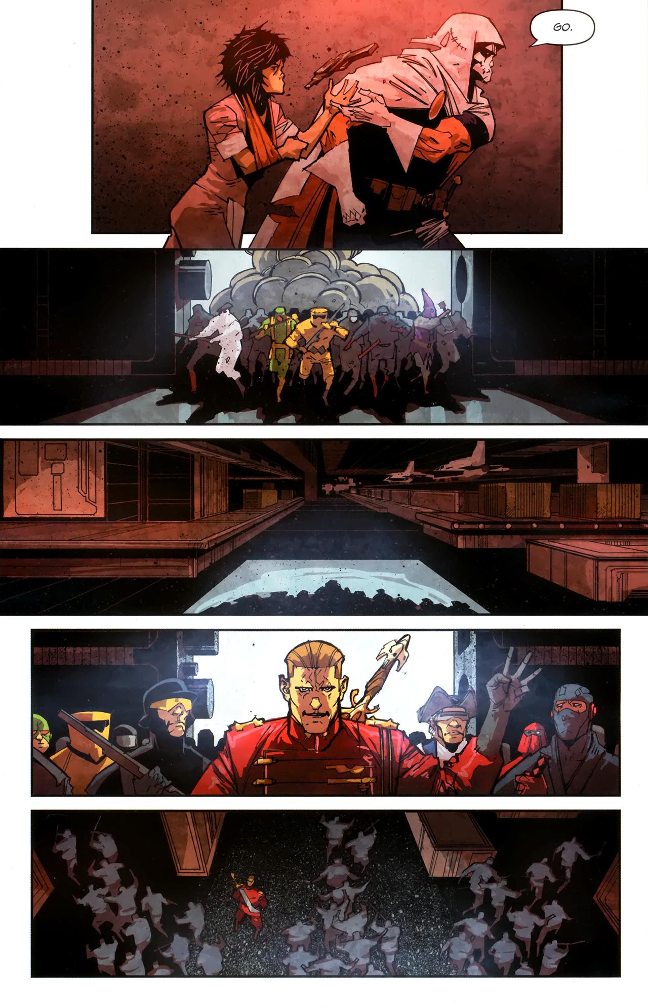 Read online Taskmaster (2010) comic -  Issue #4 - 9