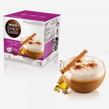 dolce gusto chai tea latte instructions