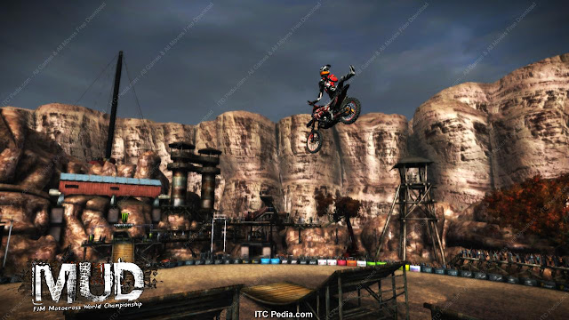 MUD FIM Motocross USA PS3 - CLANDESTINE