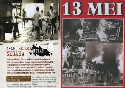 Rusuhan Kaum Tragedi 13 Mei : Sejarah Penting Malaysia Yang Dilupakan