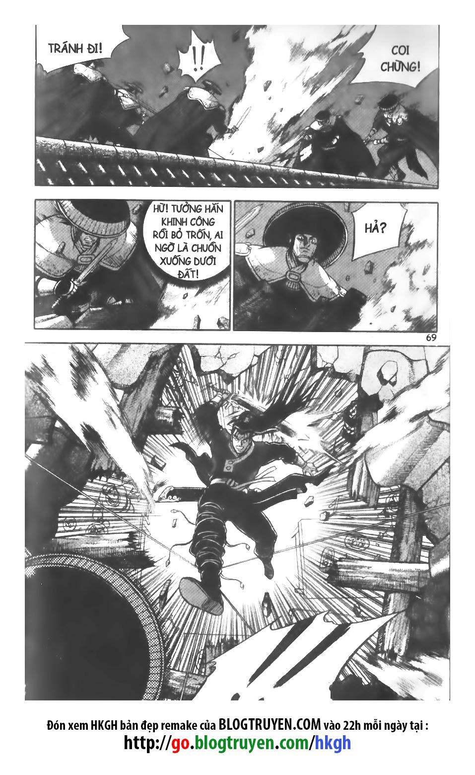 Hiệp Khách Giang Hồ chap 335 page 4 - IZTruyenTranh.com