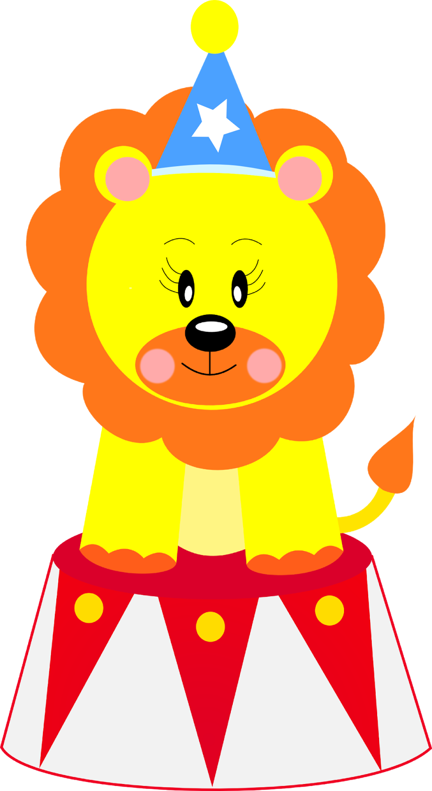 circus lion png - photo #15